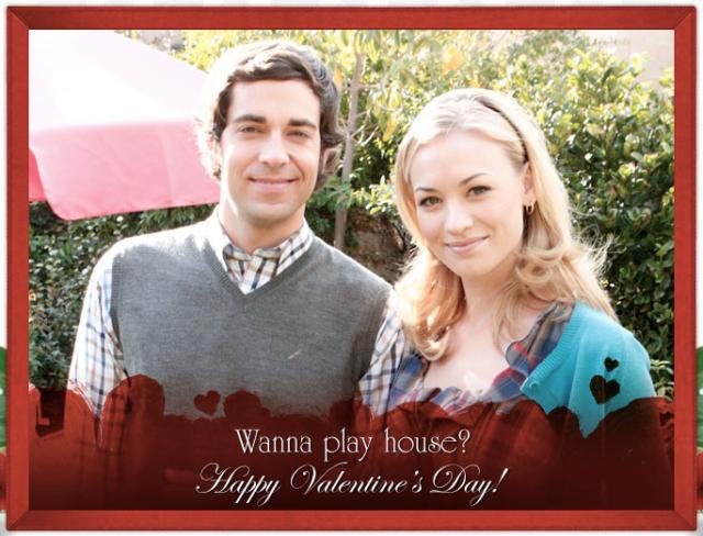 Chuck & Sarah Valentine