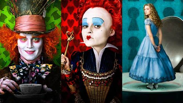 Alice In Wonderland Trio