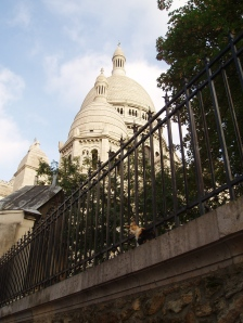 Sacre Coeur & Kitty