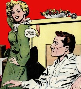 Flirt Comic
